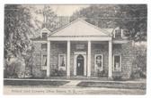 Batavia, New York Vintage Postcard:  Holland Land Co. Office