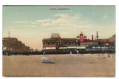 Atlantic City, New Jersey Vintage Postcard:  Hotel Islesworth