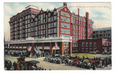 Atlantic City, New Jersey Vintage Postcard:  Hotel Strand