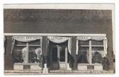 Calamus, Iowa Real Photo Postcard:  Lohman & Mueller General Store