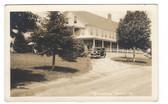 Averill, Vermont Real Photo Postcard:  Quimby Inn