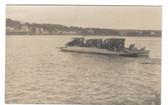 Bucksport, Maine Real Photo Postcard:  Bucksport & Prospect Car Ferry