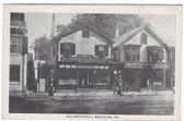 Kennebunk, Maine Postcard:  Don Chamberlin's, Gas Station, & Moxie