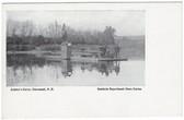 Claremont, New Hampshire Postcard:  Ashley's Ferry