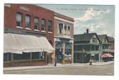 Putnam, Connecticut Postcard:  Bradley Theatre, Front Street