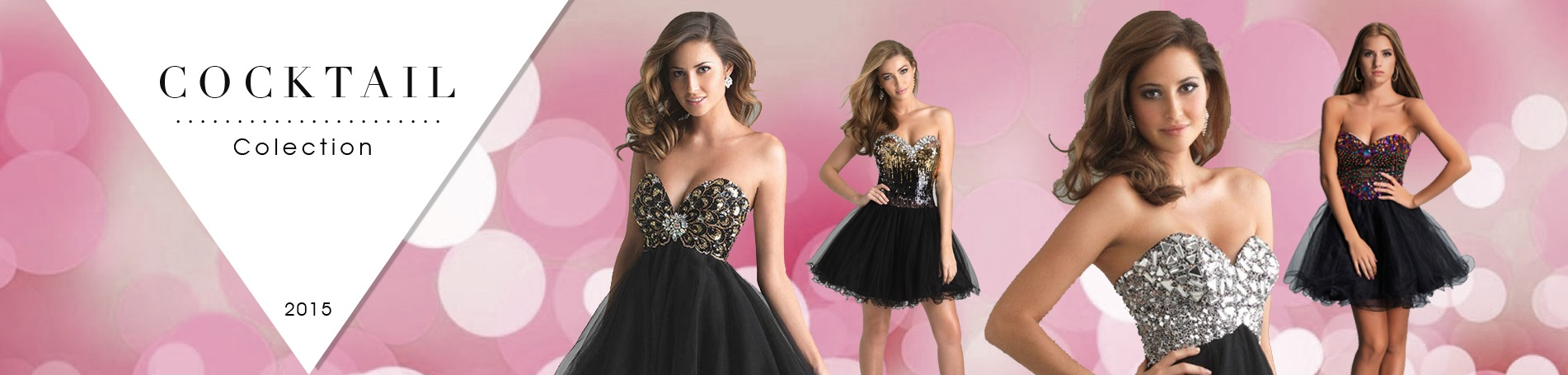 Cocktail Dresses Collection 2015