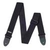 """Dunlop 2"""" Nylon Mesh Strap. (Black)"""