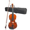 VALENTI   4/4 Size Violin Outfit.