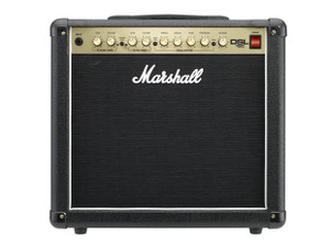 Marshall DSL15C: 15W 2 Channel 1 x 12 Valve Guitar Amp Combo