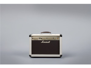 Marshall AS50DC: 50W Acoustic Guitar Amp Combo in Cream Tolex