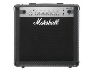 Marshall MG15CFR: MG 15W Guitar Amp Combo W/- Reverb