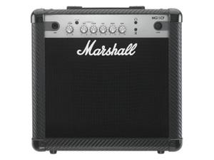 Marshall MG15CF: MG 15W Guitar Amp Combo