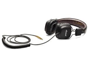 Marshall Major: Headphones, Black