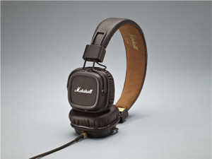 Marshall  ACCS-10131: Major MKII Headphones, Brown
