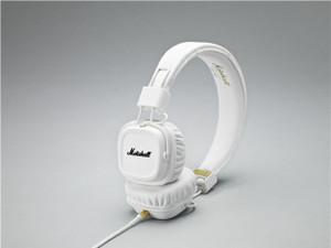 Marshall  ACCS-10132: Major MKII Headphones, White