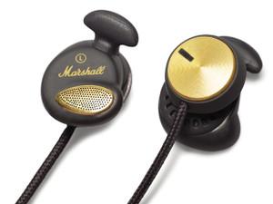 Marshall Minor: Headphones, Black, Sold Out