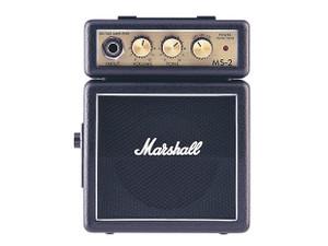 Marshall  MS2: Micro Amp - Black