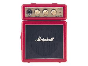 Marshall  MS2R: Micro Amp - Red