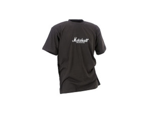 Marshall T Shirt Black Small