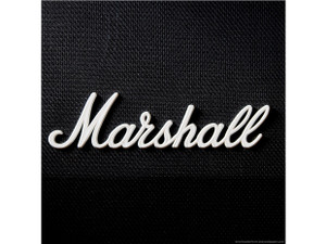 Marshall White Logo Large