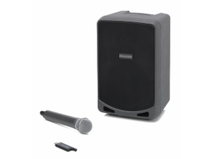 Samson  XP106 Portable 100W PA with B/tooth and Wireless.