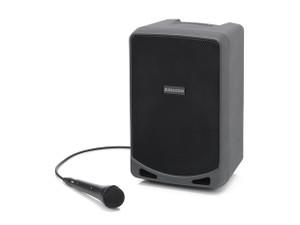 Samson  XP106 Portable 100W PA with Bluetooth.