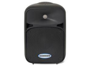 "Samson  SAROD208A: 8"" 200 Watt Powered Speaker"