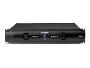 Samson  Servo200a: Stereo reference amplifier 2x100w