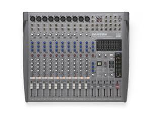 Samson  L1200: 12-channel/4-bus professional mixer