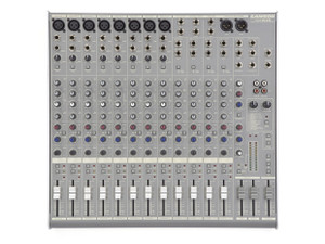 Samson  MDR1688: 16 Channel, 8 Mic/Line Mixer with DSP