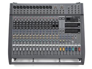 Samson  S4000 20 Ch Powered Mixer 1000watts