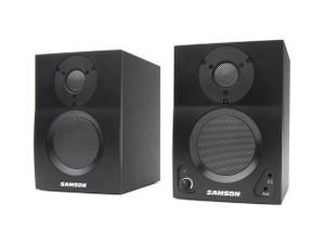 Samson  MEDIAONEBT3A Bluetooth Studio Monitors 30w