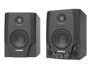 Samson  STUDIO GT Monitors w/ Audio Interface
