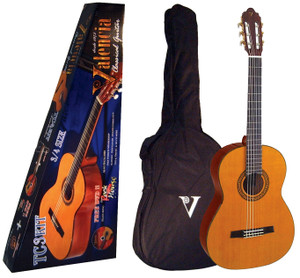 Valencia 3/4 Size Guitar Package