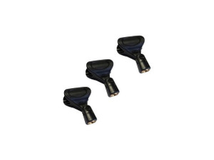 Samson  MC1: Dynamic Mic clip 3 pack
