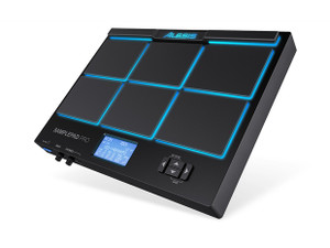 Sample Pad Pro: 8-Pad Percussion Pad with SD Slot