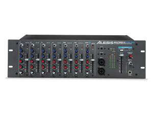 """MM10W: 10-Ch 19"""" Rack Mixer w/ Bluetooth Wireless"""