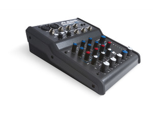 MultiMix 4 USB FX: 4-Ch Mixer with FX & USB