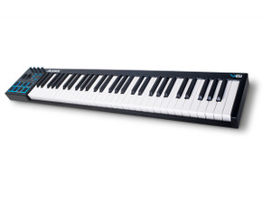 16/V61: 61-Key USB Keyboard & Pad Controller