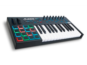 VI25: 25-Key Advanced USB Keyboard Controller