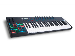 VI49: 49-Key Advanced USB Keyboard Controller