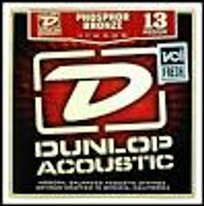 BOX OF 12 - Dunlop - Acoustic Guitar Strings - 13/56