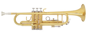 FONTAINE – B Flat Trumpet - With Case