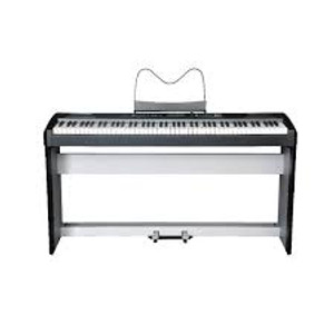 88 note digital piano with stand