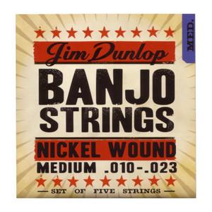 Dunlop – Banjo Strings – .010 - .023  (Medium)
