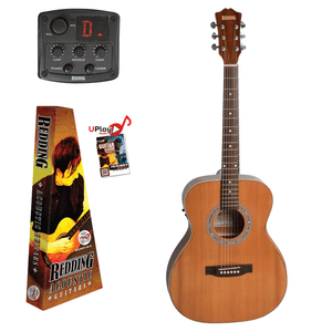 REDDING - 000 acoustic/Electric Guitar