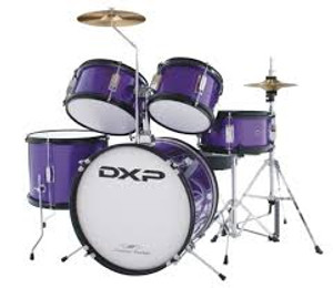 DXP - 5 piece junior drum kit