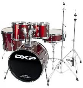 DXP - Fusion series Drum Kit