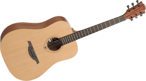 "LAG - Tramontane  ""44"" Series T44A Acoustic Guitar Package"