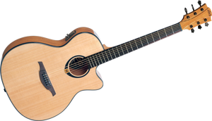 """LAG - Tramontane """"80"""" Series T80ACE Acoustic Electric guitar"""